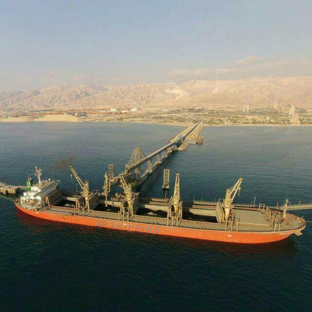 پخش گزارش از اسکله صادراتی آسیای آرام در شبکه خبر استانی و ملی